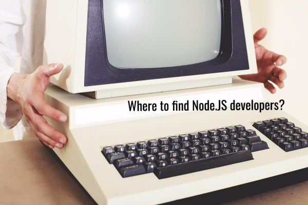 Where to find Node.js developers