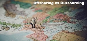 Offshoring vs outsourcing: hiring your employees globally