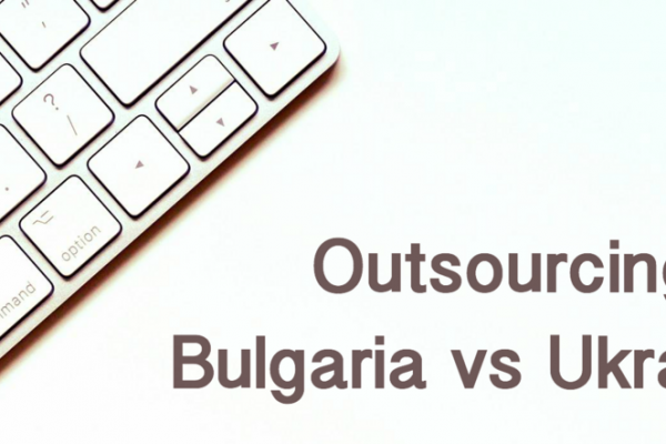 Software outsourcing to Ukraine vs Bulgaria
